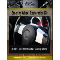 Classic Car Leather Restoration For Steering Wheels