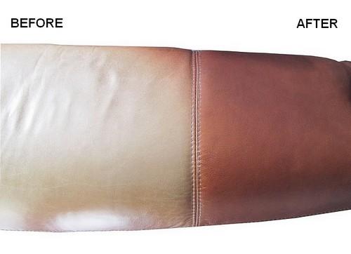 Leather Colour Restorer Kit