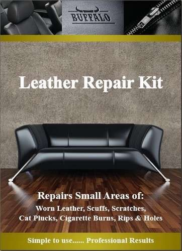 Leather Repair Kit (Chesterfield Colours)