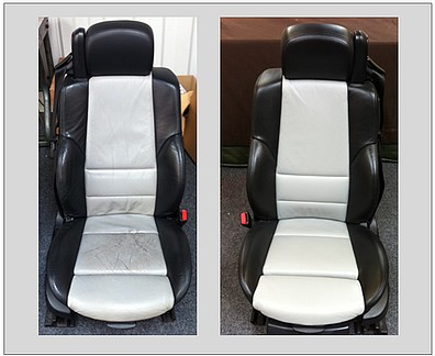 Car Seats Leather Repair Services - Preston, Lancashire and