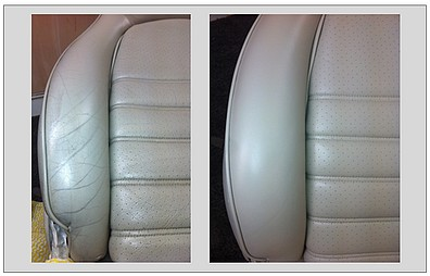 Car Seats Leather Repair Services - Preston, Lancashire and North ...